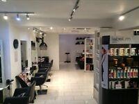 Part time Stylist for modern salon