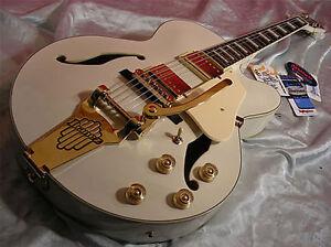 "Ibanez Model: AF75TDG Artcore like a ""White Falcon"""