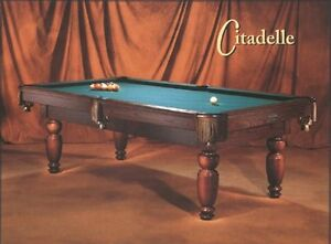 Table de billard Palason 4 par 8