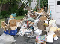 JUNK REMOVAL - FLAT RATE LOW PRICES SAVE $$ 780-288-0467