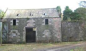 House barn steading wanted anywhere between Perth and Kinross