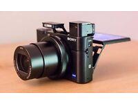 SONY RX100 MK 4 BUNDLE DEAL