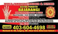 WORLD FAMOUS ASTROLOGER & PSYCHIC