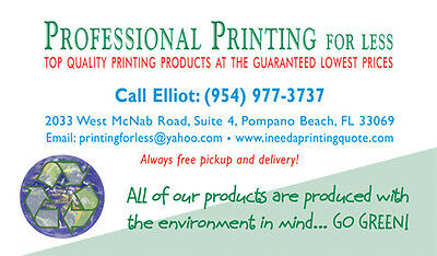 5000 Full Color 2 Sided SILK Laminated Business Cards Top Quality Free Shipping!