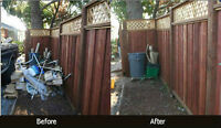 Junk Removal! 647 453 1506 Call or text today, it's gone today!