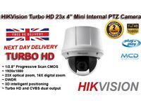 HikVision Internal Turbo HD 23x IR PTZ DOME CCTV CAMERA