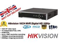 Best 16 Channel Hikvision NVR Digital HD 1080p