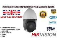 Hikvision DS-2AE5223TI-A Turbo HD External PTZ Camera 23X Optical Zoom.