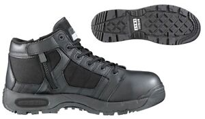 Original-Swat-Mens-Metro-Air-5-Side-Zip-Police-Security-Tactical-Boots