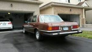 Mint Mercedes Benz 450 SEL