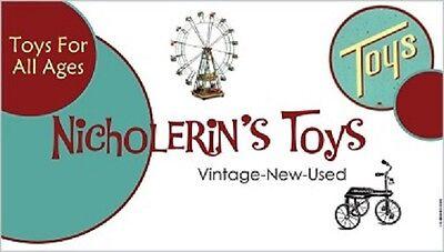Nicholerin's Toys