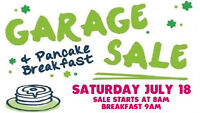 Annual Fundraising Garage Sale
