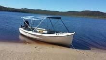 FAIRLITE GULL - traditional clinker style fibreglass boat Yandina Maroochydore Area Preview