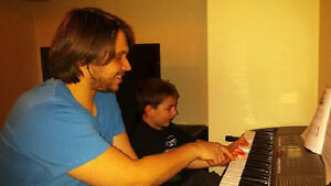 Guitar Lessons - In-home/In-Studio