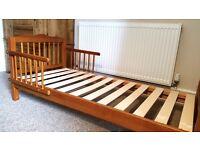 Wood Junior Bed