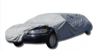 Car Limousine Cover, With Cable And Lock