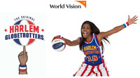 Volunteer at Harlem Globetrotters in Peterborough