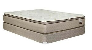 PILLOW TOP MATT BOX SET SALE ! MATTRESS PLAZA 204-775-4465