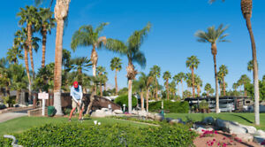 *** PALM SPRINGS ***  Escape the Canadian Winter!  Golf Getaway!
