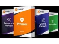 All antivirus keys for 1pc 1year same prices