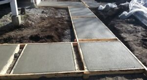 Concrete Services Installation and Concrete Cleaning & Sealing