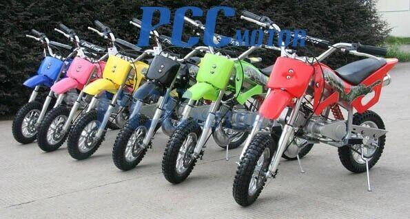 beginner mini dirt bike gas power 2