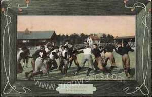 A-QUICK-PLAY-by-RICHARDS-AMERICAN-FOOTBALL-POSTCARD-CIRCA-1905-1910