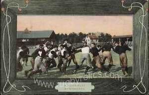 A-QUICK-PLAY-by-RICHARDS-AMERICAN-FOOTBALL-POSTCARD-CIRCA-1905-1910