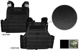 NcStar-Tactical-MOLLE-PALS-Body-Armor-Plate-Carrier-Chest-Rig-Vest-Operator-Blk