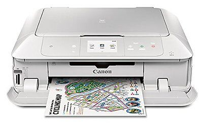 NEW Canon PIXMA MG7720 Inkjet All-in-One Printer/Scanner/Copier (White)