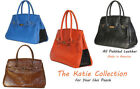 Leather Dog Purse Totes