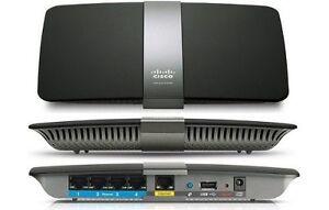 Routeur Linksys / Cisco N900 EA4500 West Island Greater Montréal image 1