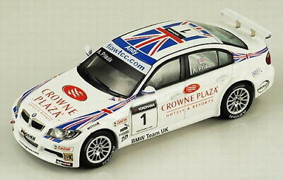 1:43 BMW 320 Priaulx WTCC 2007 1/43 • SPARK S0413