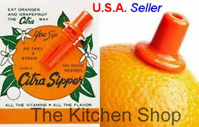 Citra Sipper Orange Juice Citrus Spout  Sipper Kitchen Tools Gadgets (FREE SHIP)