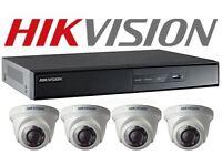 CCTV Cameras and DVR