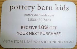 Pottery Barn Australia Coupons. All Offers (11) Codes (1) Product Deals (1) Discount Gift Cards (1) 10% Off Sitewide Code. 10% off any order. Verified on 11/04/18 Used Times. Reveal Code. UP TO. 71% Off Up to 71% off Decor. Verified Used 13 Times in the Add a Pottery Barn Australia Coupon. Found a great deal or code? Share the.