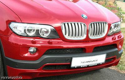 BMW 2004-2006 E53 X5 Original Transparente Blanco Xenon Europeo Faros Nuevo OEM