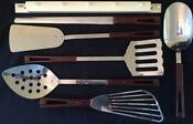 Vintage Kitchen Utensil Set
