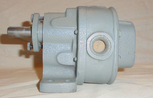 BSM PUMP 713-2-1 ROTARY GEAR PUMP, POT SIZE 1/2 IN, MAX RPM:900