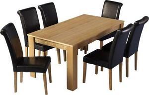 Light Oak Dining Tables