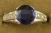 Victorian Sapphire Ring