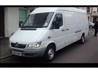 Man and van for hire. No job too small from £25 long distances covered + First 15minutes FREE