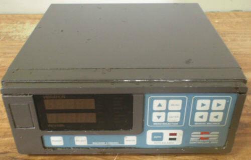 Schmitt Industries Controller 3500 _ Controller 3500 _ 35oo Dynamic Balance