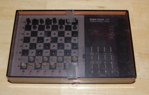 radio shack chess ebay