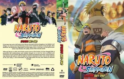 Details about DVD Naruto Complete Series Episode 1-620 Set Of 4 English  Dubbed Japan Anime