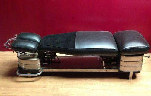 Used Chiropractic Tables Ebay