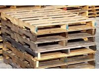 FREE WOODEN PALLET DIFFERENT SIZES