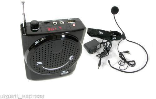 Portable Pa System Pro Audio Equipment Ebay