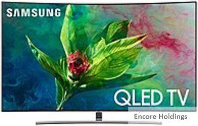 """Samsung QN65Q7CNAF 65"""" Curved 4K Ultra  Smart LED TV"""