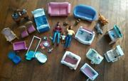 Dollhouse Furniture Lot